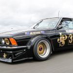 This 1980s Bmw 6 Series Wide Body Race Car Is Well Beyond Cool