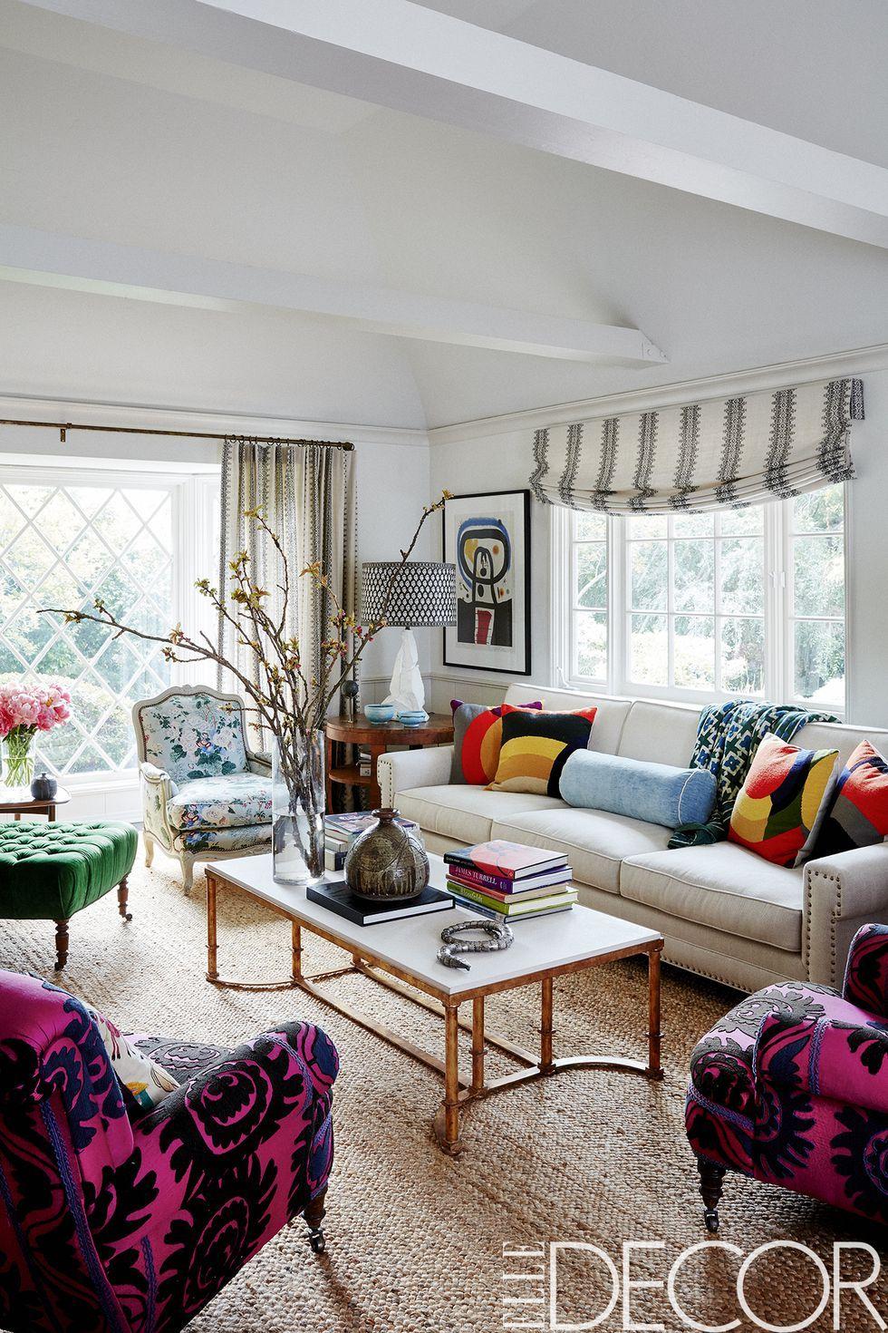 55 Inspiring Living Room Curtain Ideas - Elegant Window Drapes on Living Room Curtains Ideas  id=92521