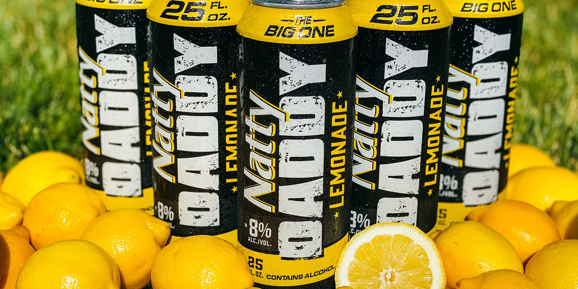 Pure Mild Welcomes a New Natty Daddy Lemonade