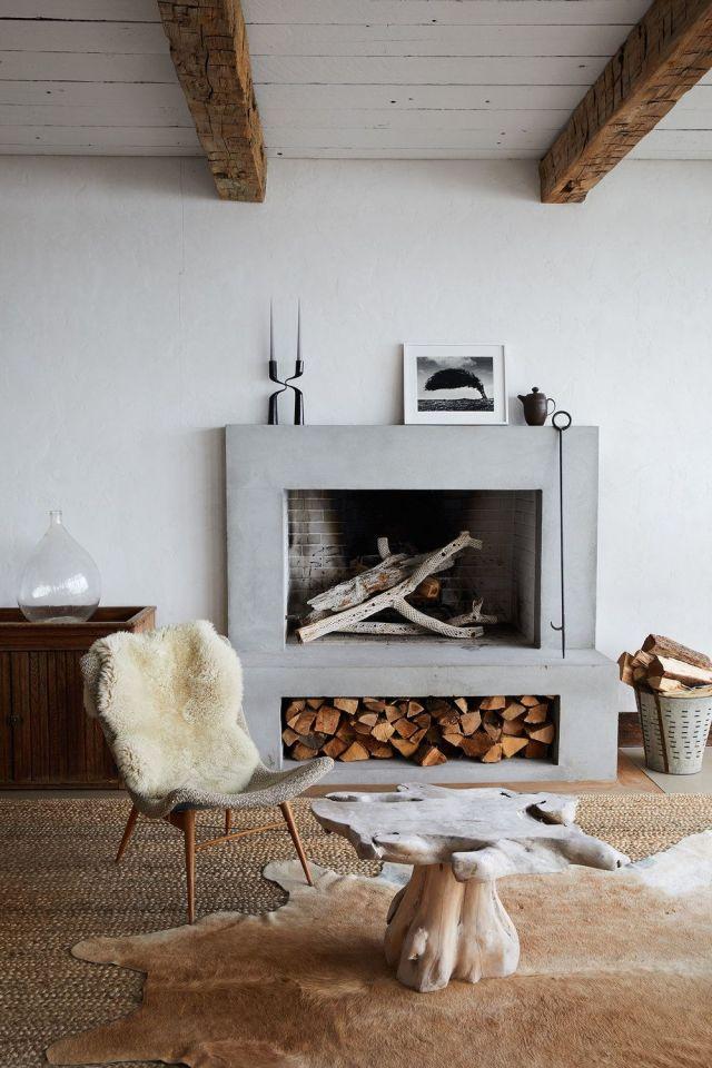 40 Best Fireplace Ideas - Indoor Fireplace Designs, Decor ...