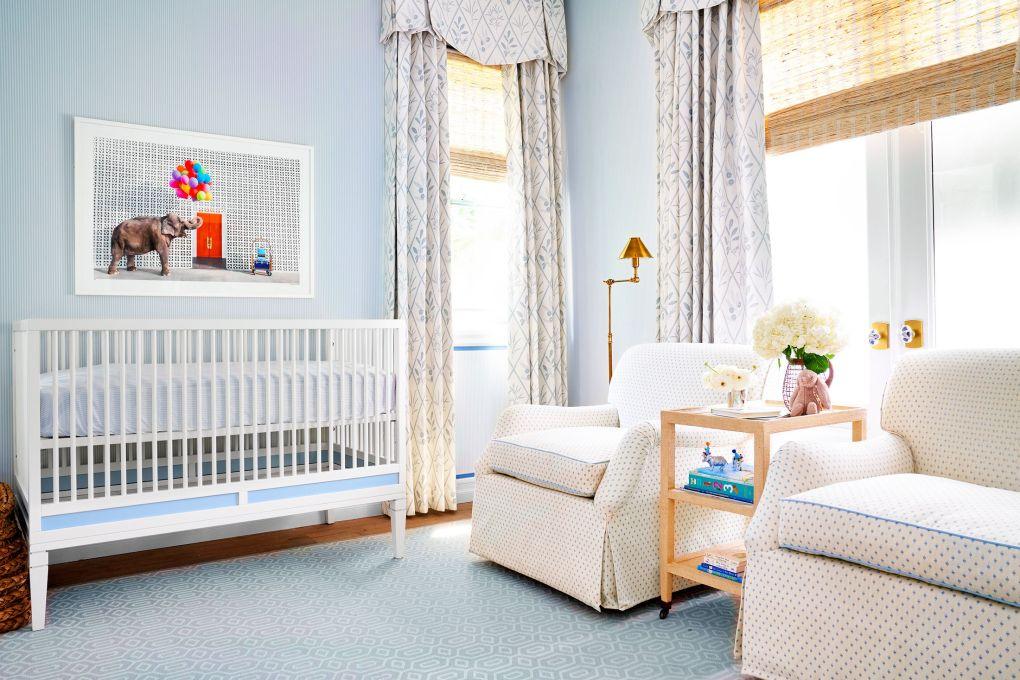 traditional nursery ideas
