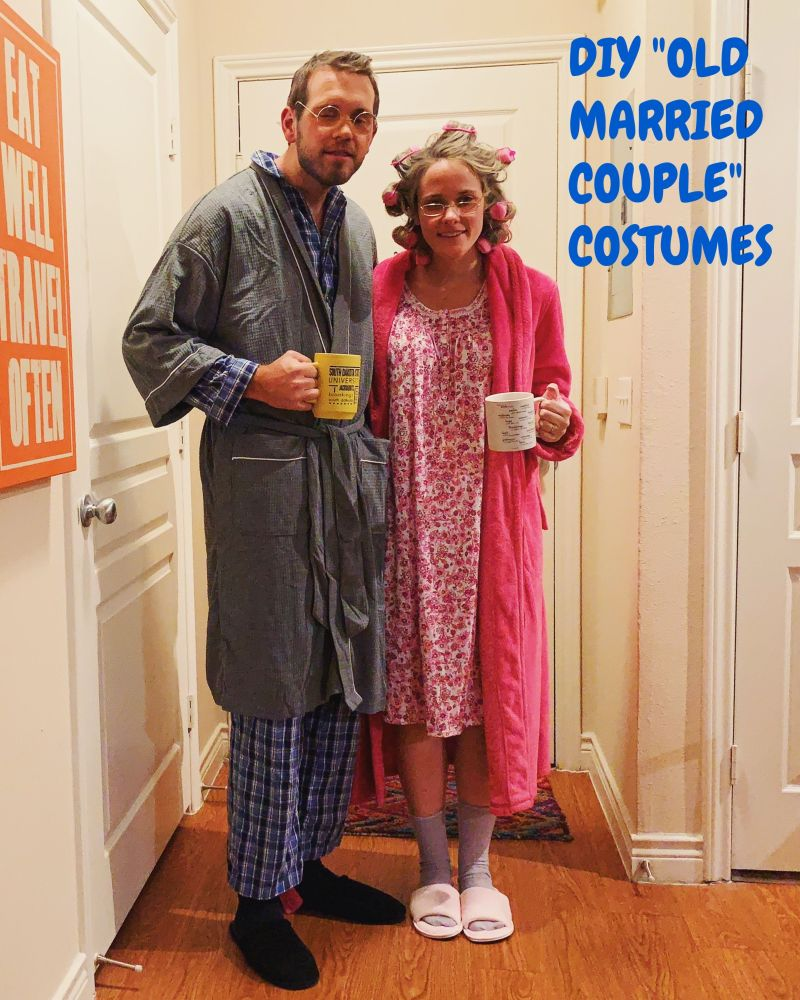 Couple Halloween Costume Ideas 2019.Simple Diy Halloween Costumes For Couples Makeupview Co