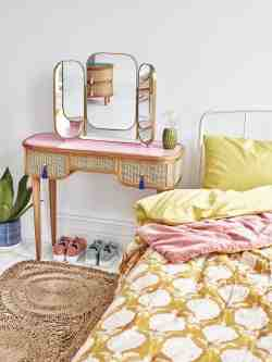 Dressing Table Ideas How To Decorate And Style A Vanity Table