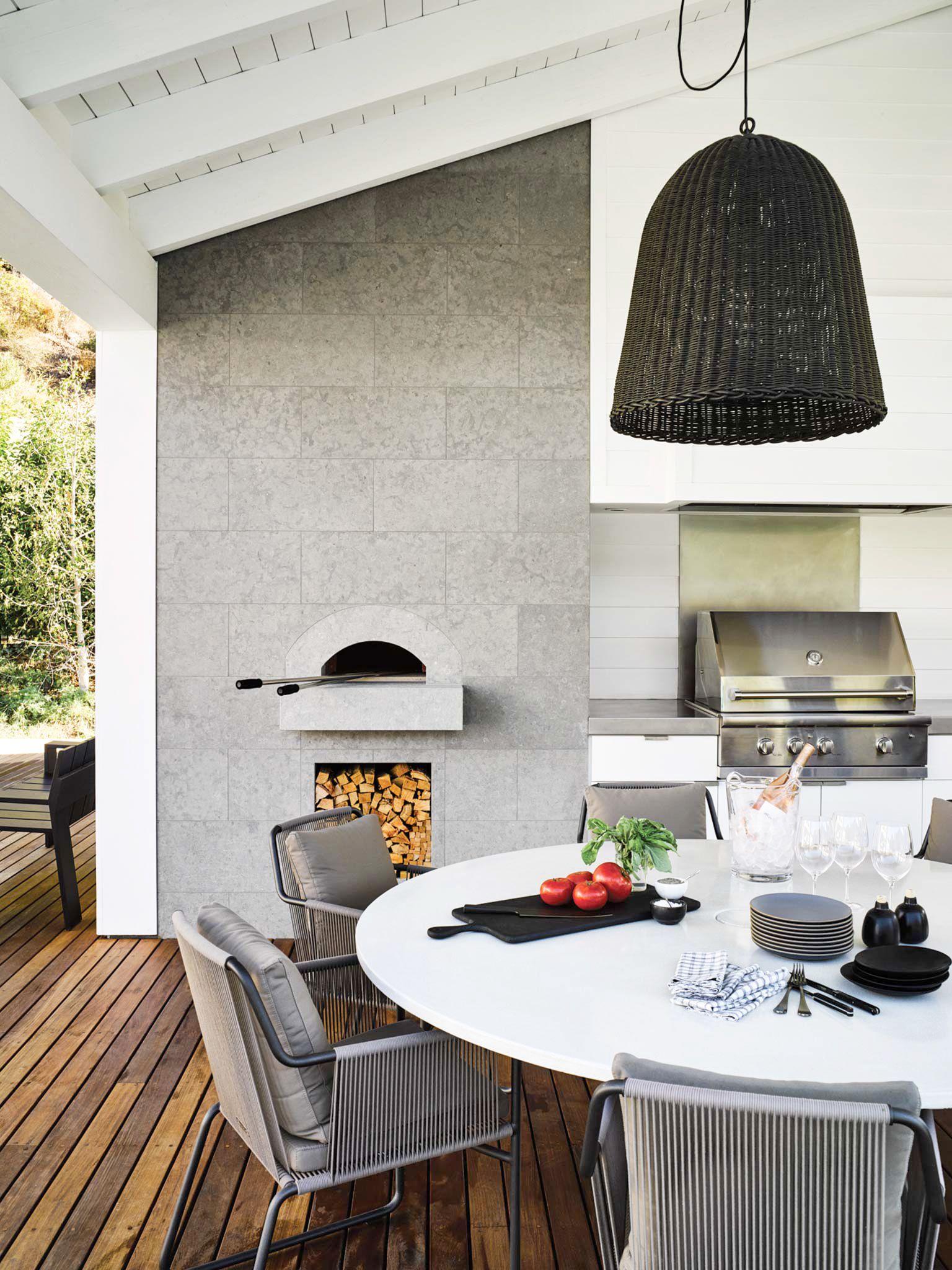 15 outdoor kitchen design ideas and