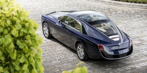 Image result for sweptail by rolls royce