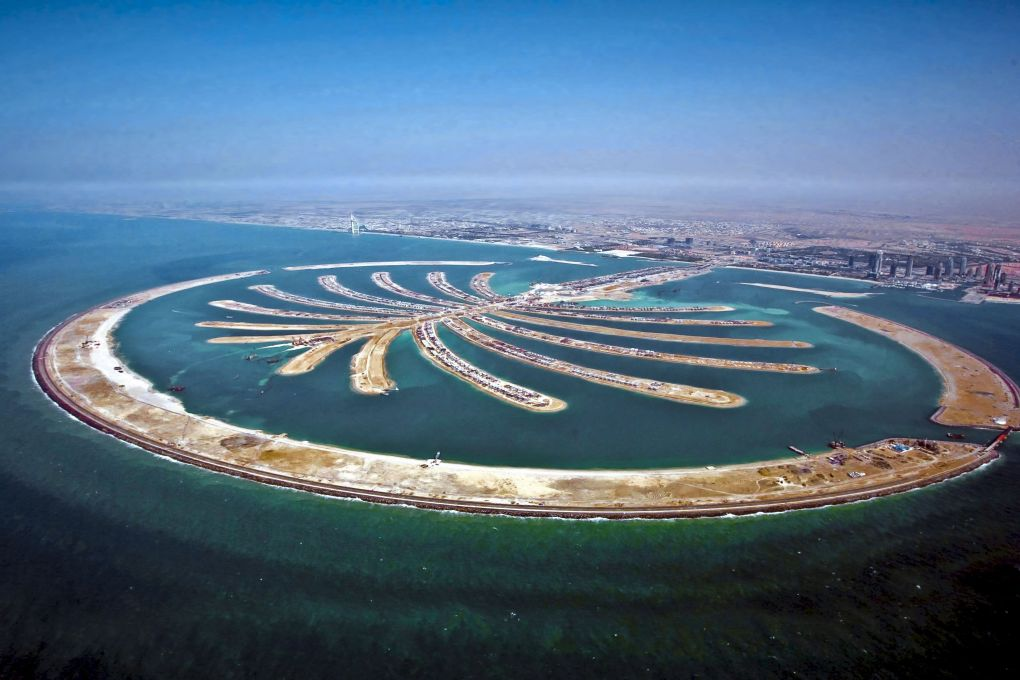 Isla Palm Jumeira Dubai