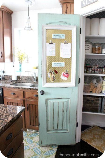 14 Smart Pantry Door Ideas Types Of Pantry Doors
