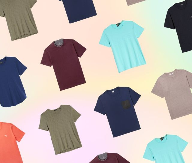 Best T Shirt Brands Great Mens Tees For Every Day