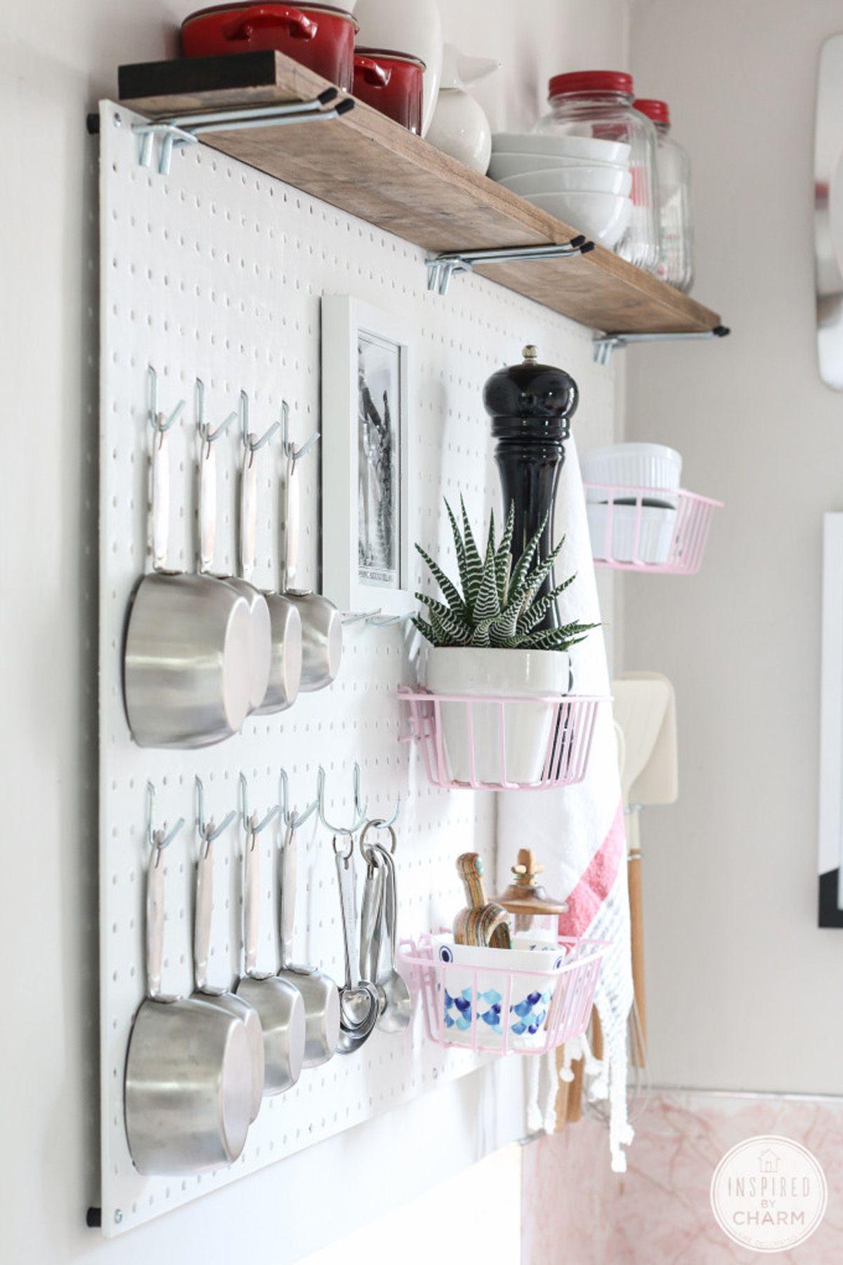 Diy Home Storage Ideas Pinterest