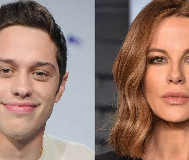 So Pete Davidson Met Kate Beckinsales Parents Earlier This Week