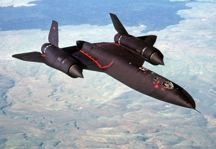 What It Was Like To Fly The SR-71 Blackbird
