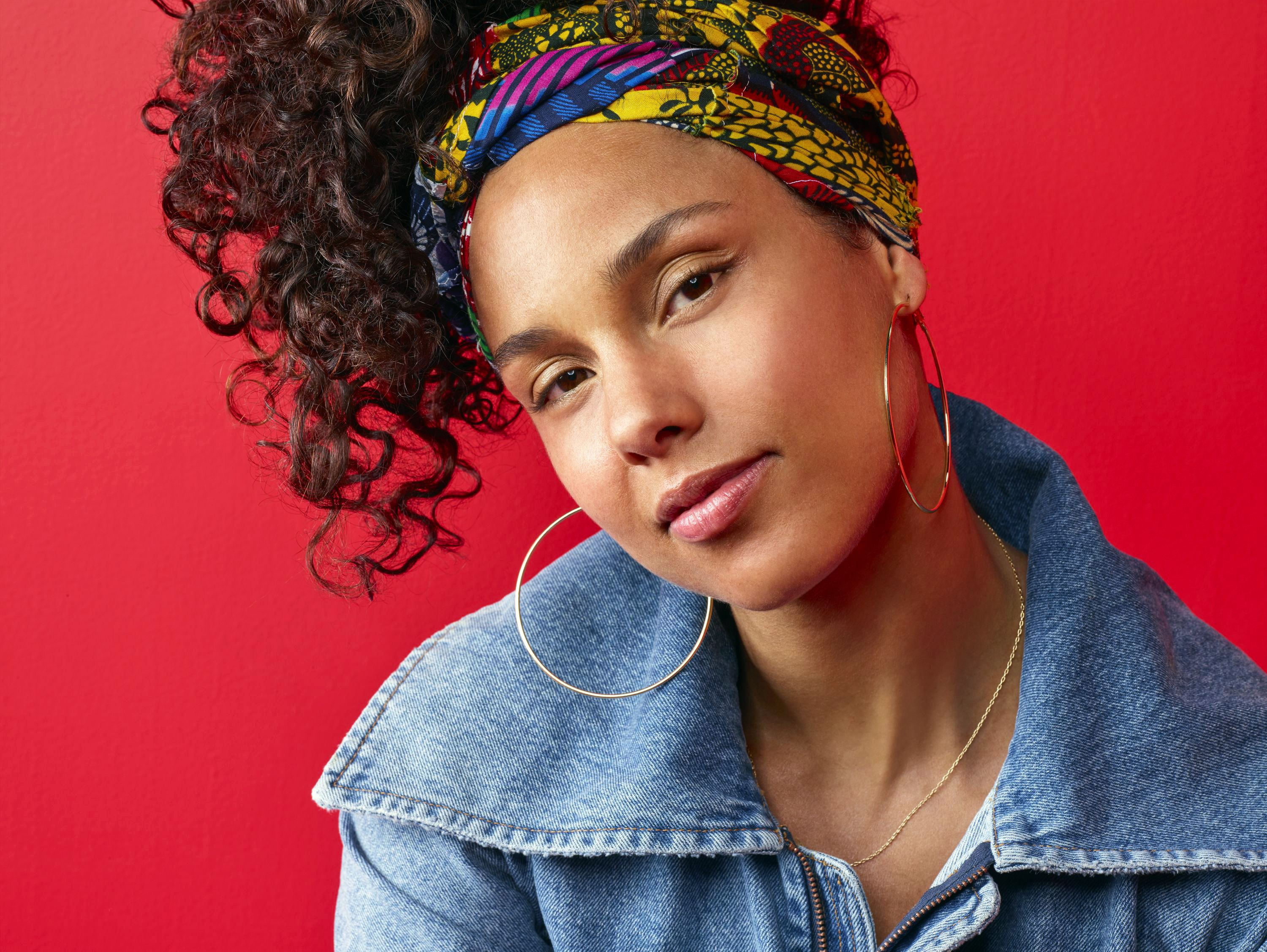 Alicia Keys Got a Bob Haircut and Looks Totally Different