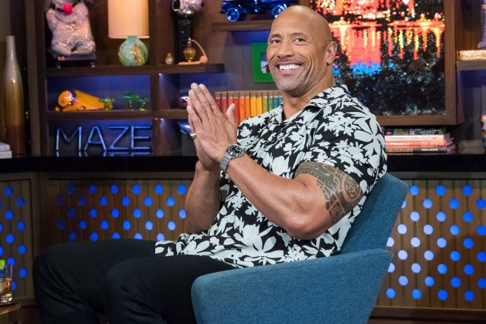 The Rock Is Nonetheless The Highest-Paid Actor Within The World