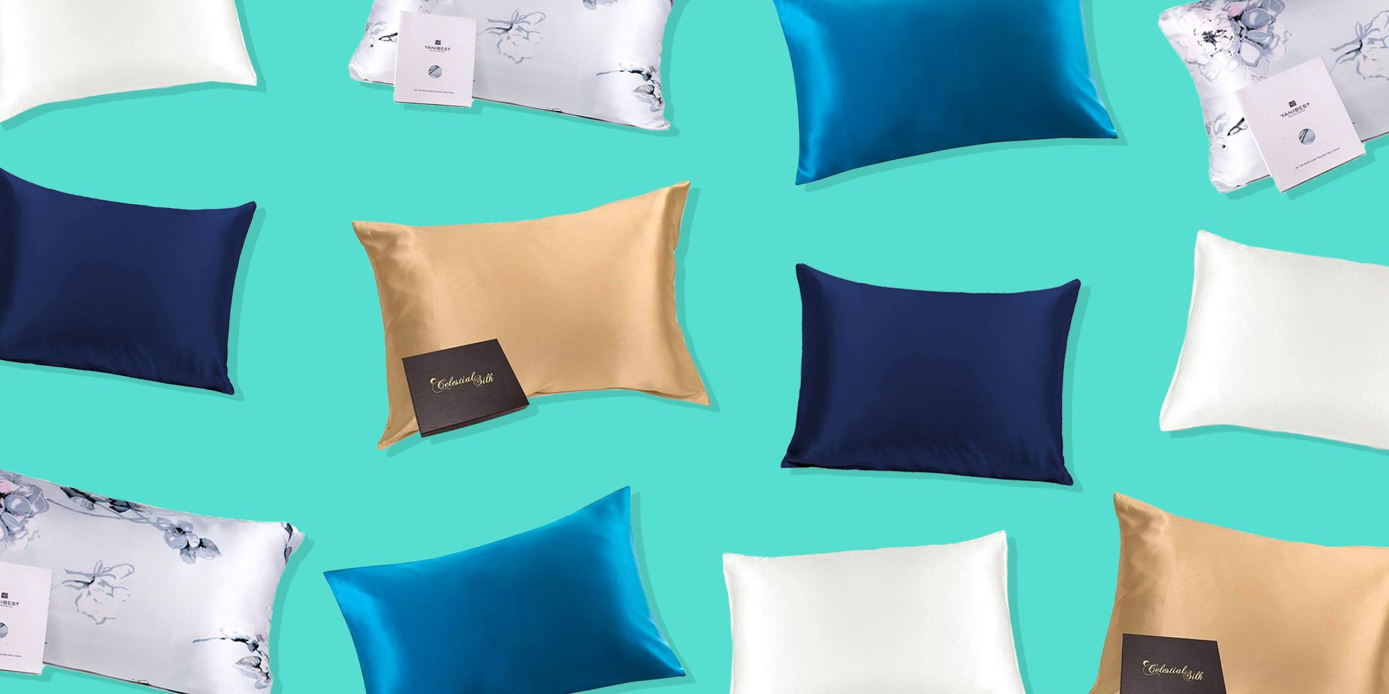 the best silk pillowcases for healthier hair and skin