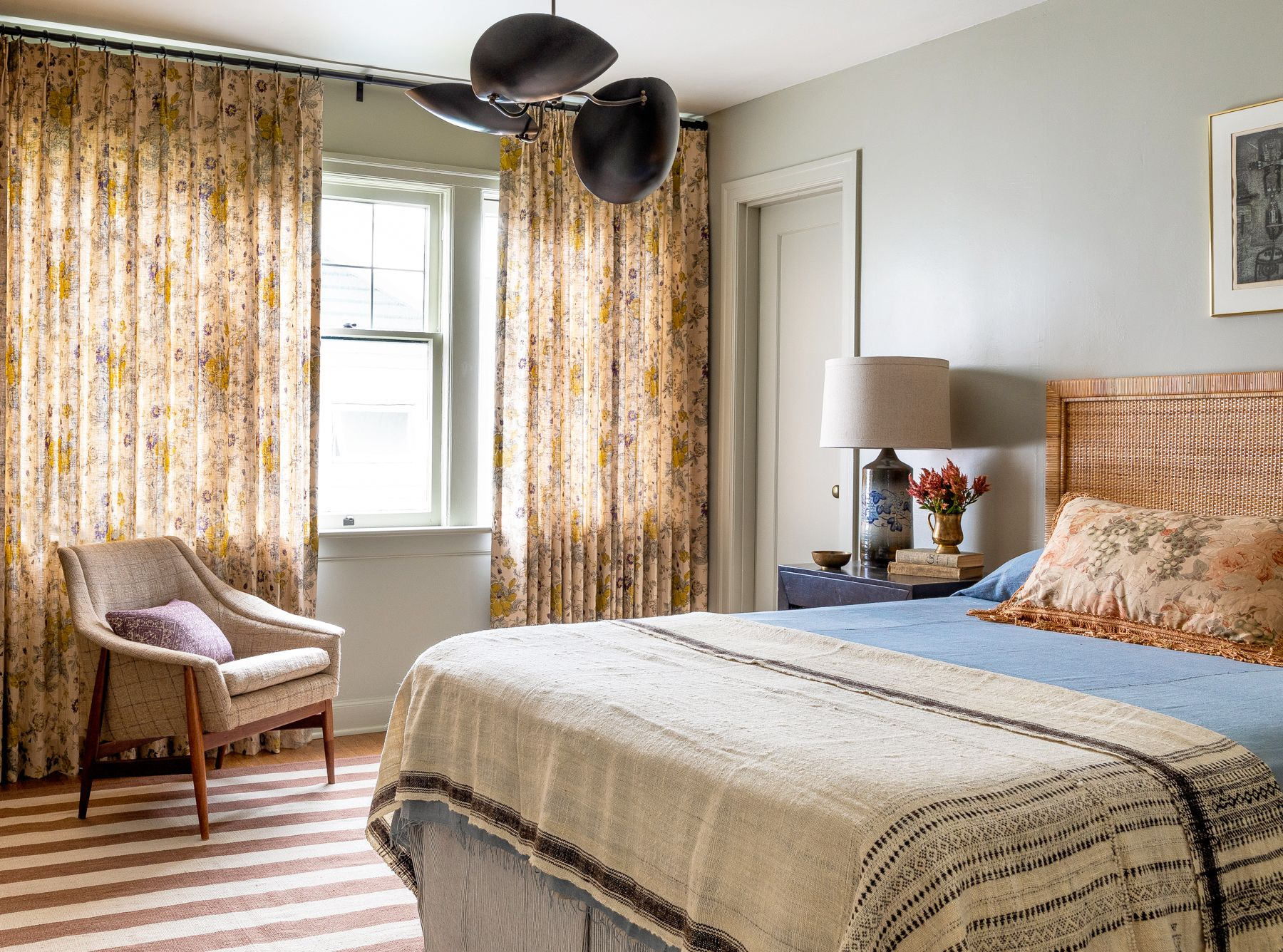 consult this guide to the best types of curtains before you buy anything