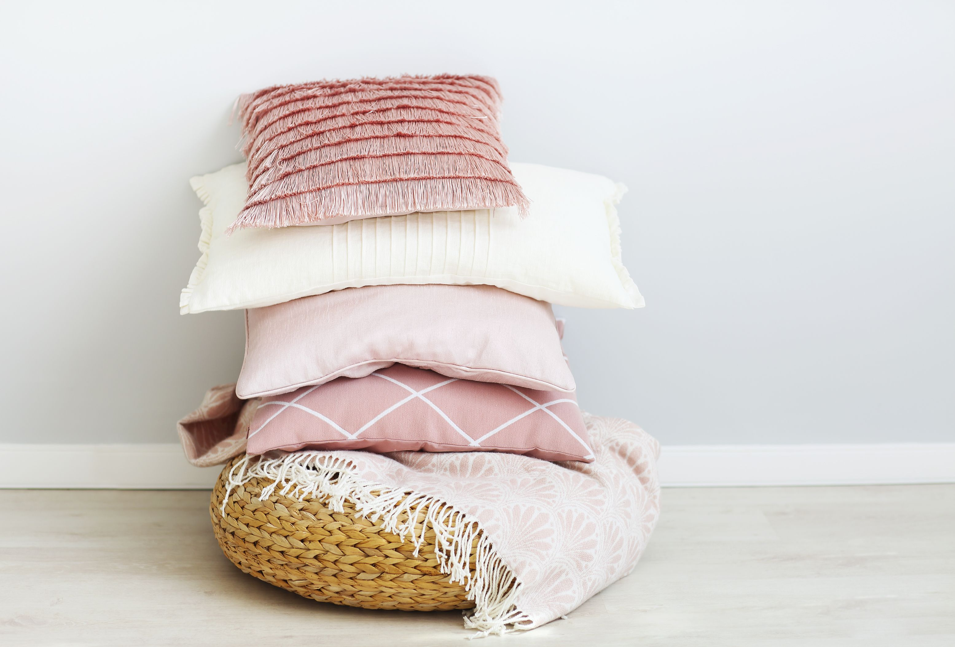 how to clean pillows washing down and