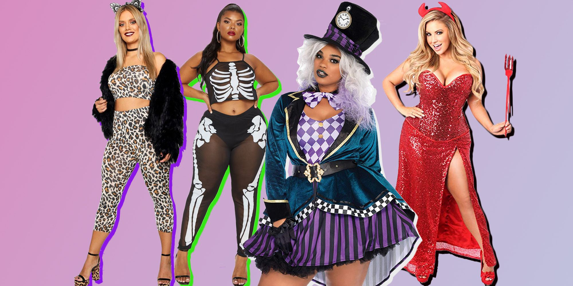 Check out the best plus size couples halloween costume ideas right here. Plus Size Halloween Costumes 32 Fancy Dress Costumes For Curves