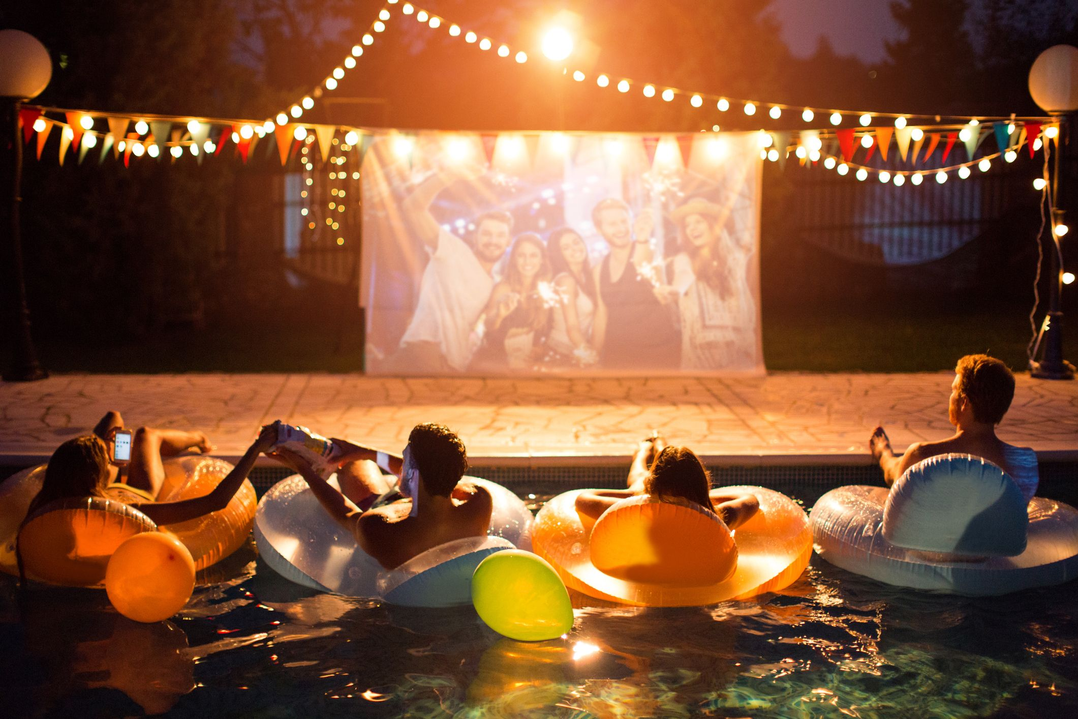 15 best backyard lights outdoor