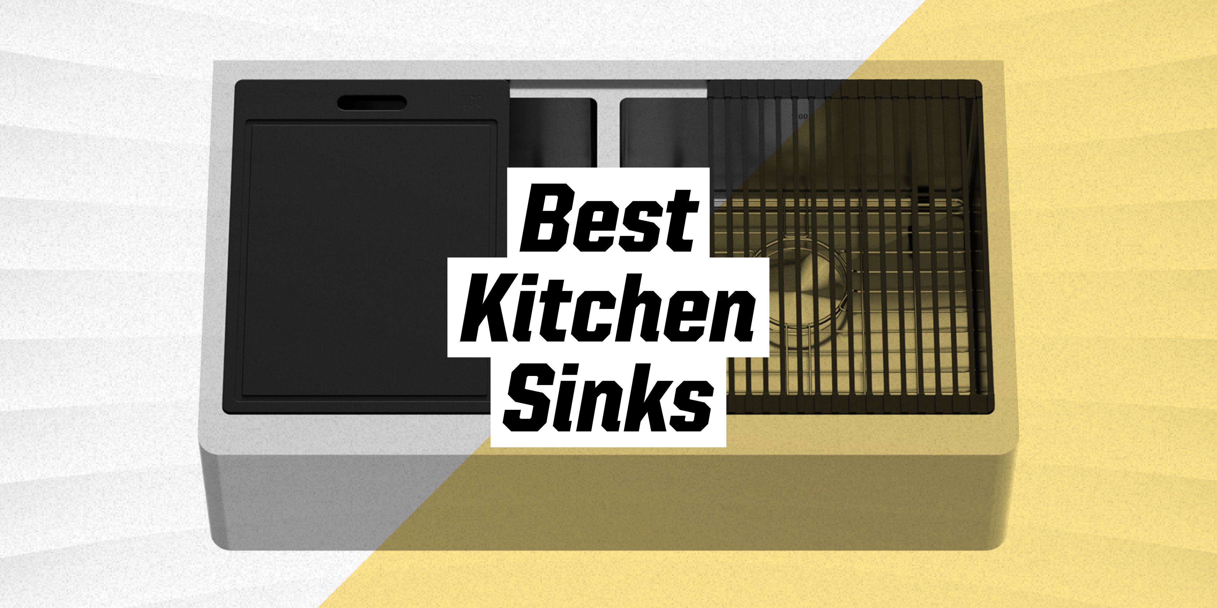 the most popular kitchen sink styles to transform your space