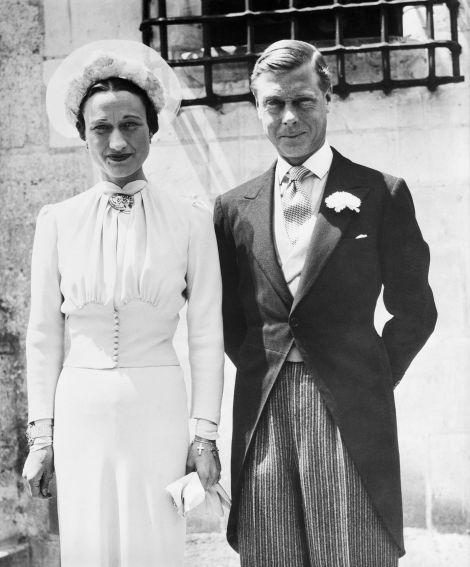 Inside Wallis Simpson's Wedding to the Duke of Windsor