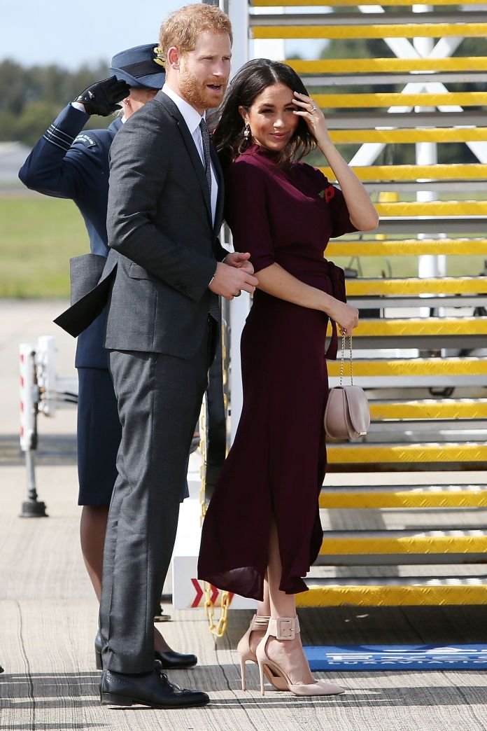 The Duke And Duchess Of Sussex Visit Australia - Day 10