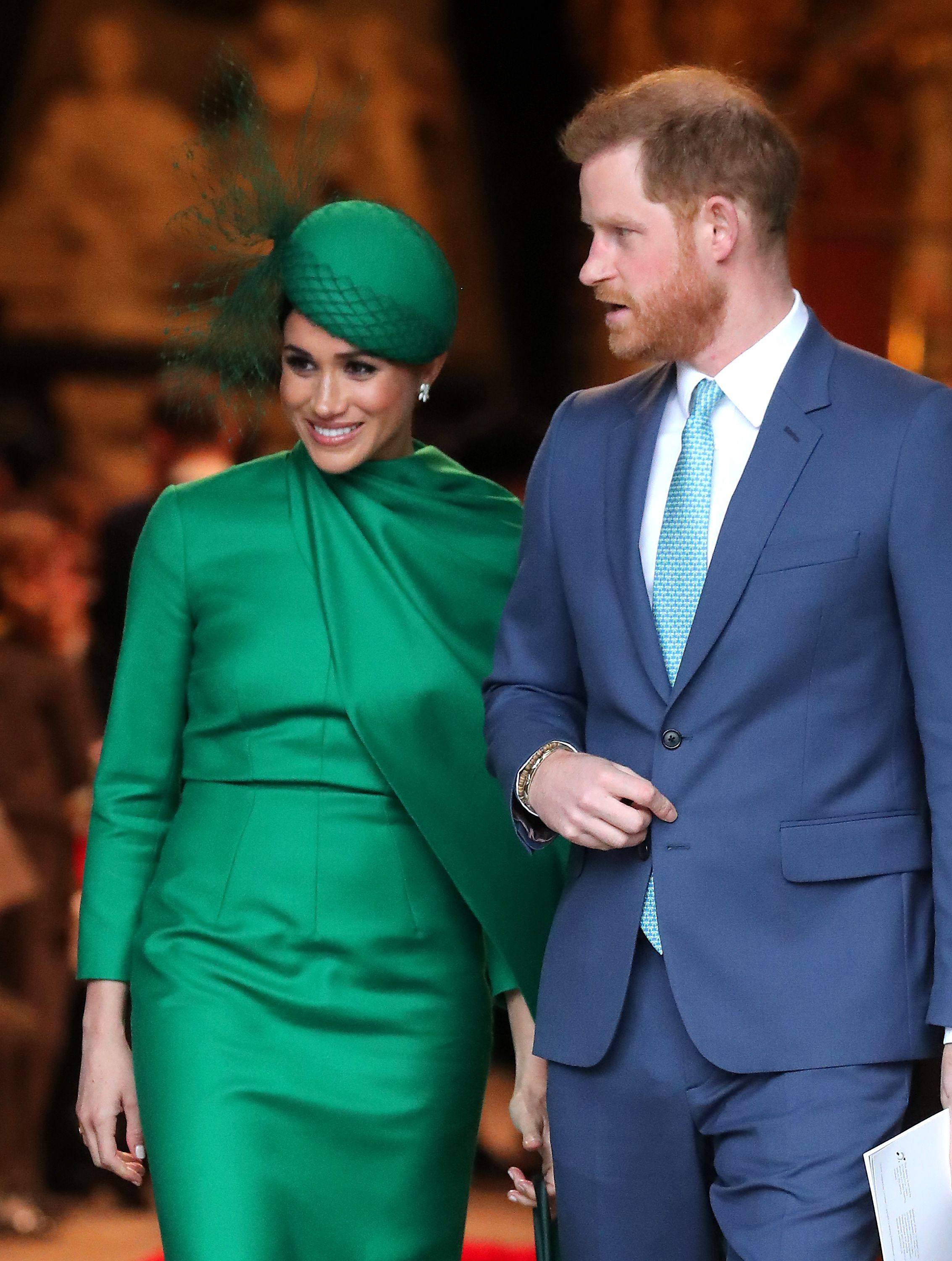 Photo of Prince Harry and Meghan Markle Are Further Cutting Professional Ties With Royal Family
