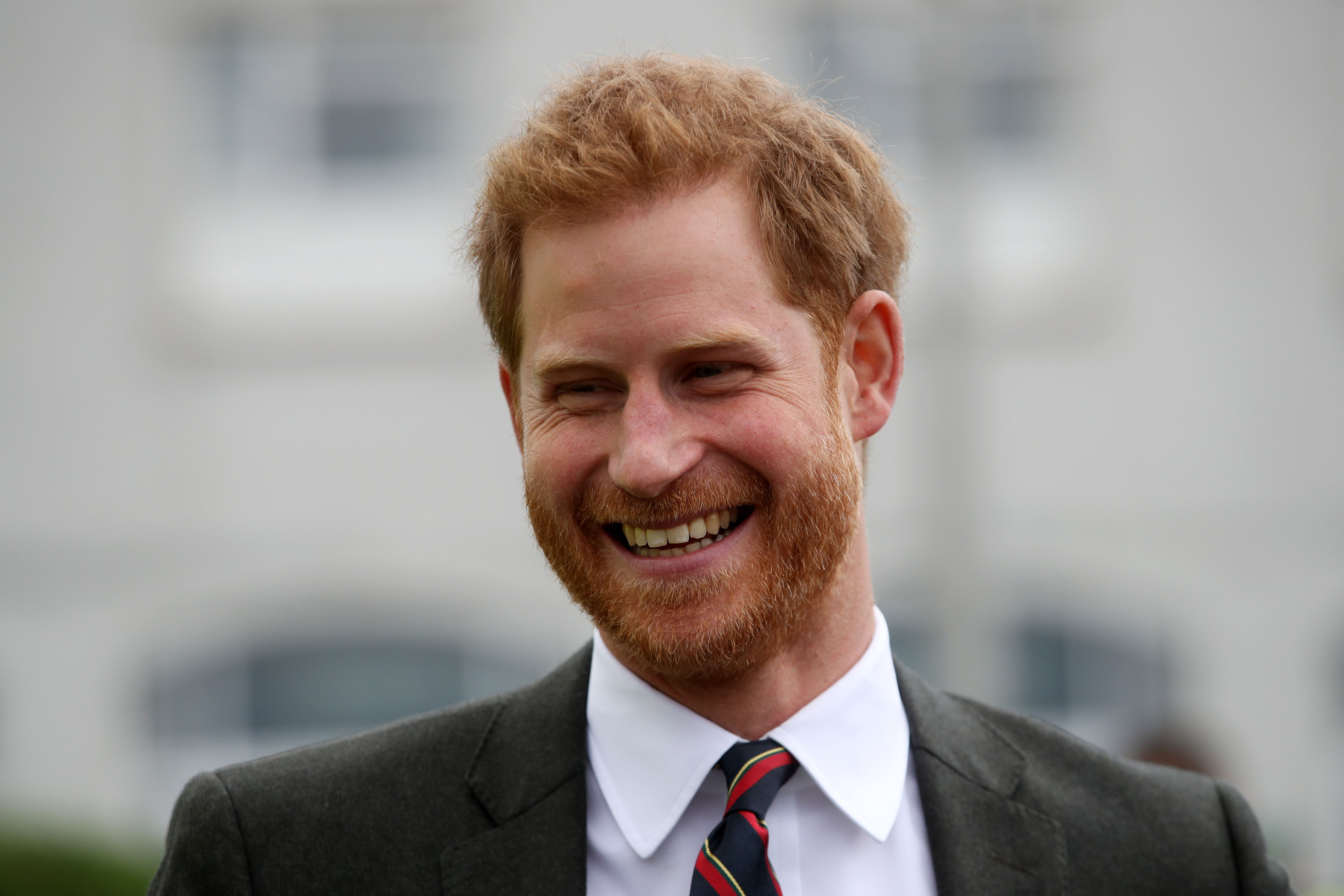 What Prince Harry Wrote To Fans In His 34th Birthday Thank You Notes