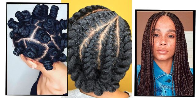 the black beauty guide: 5 next level protective hairstyles