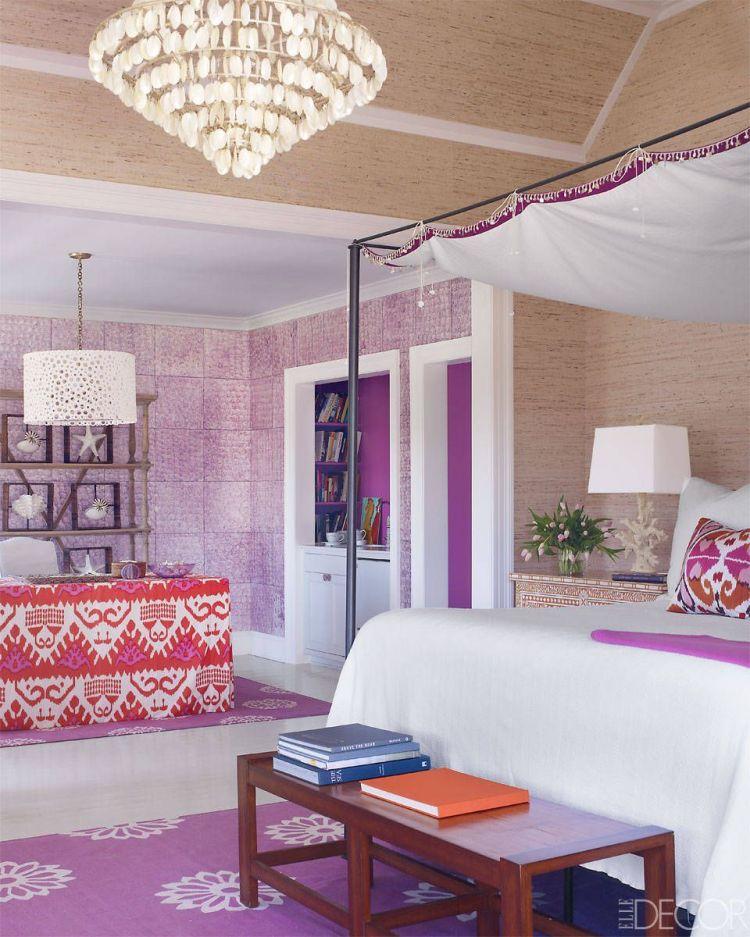 10 Stylish Purple Bedrooms Ideas For Bedroom Decor In Purple