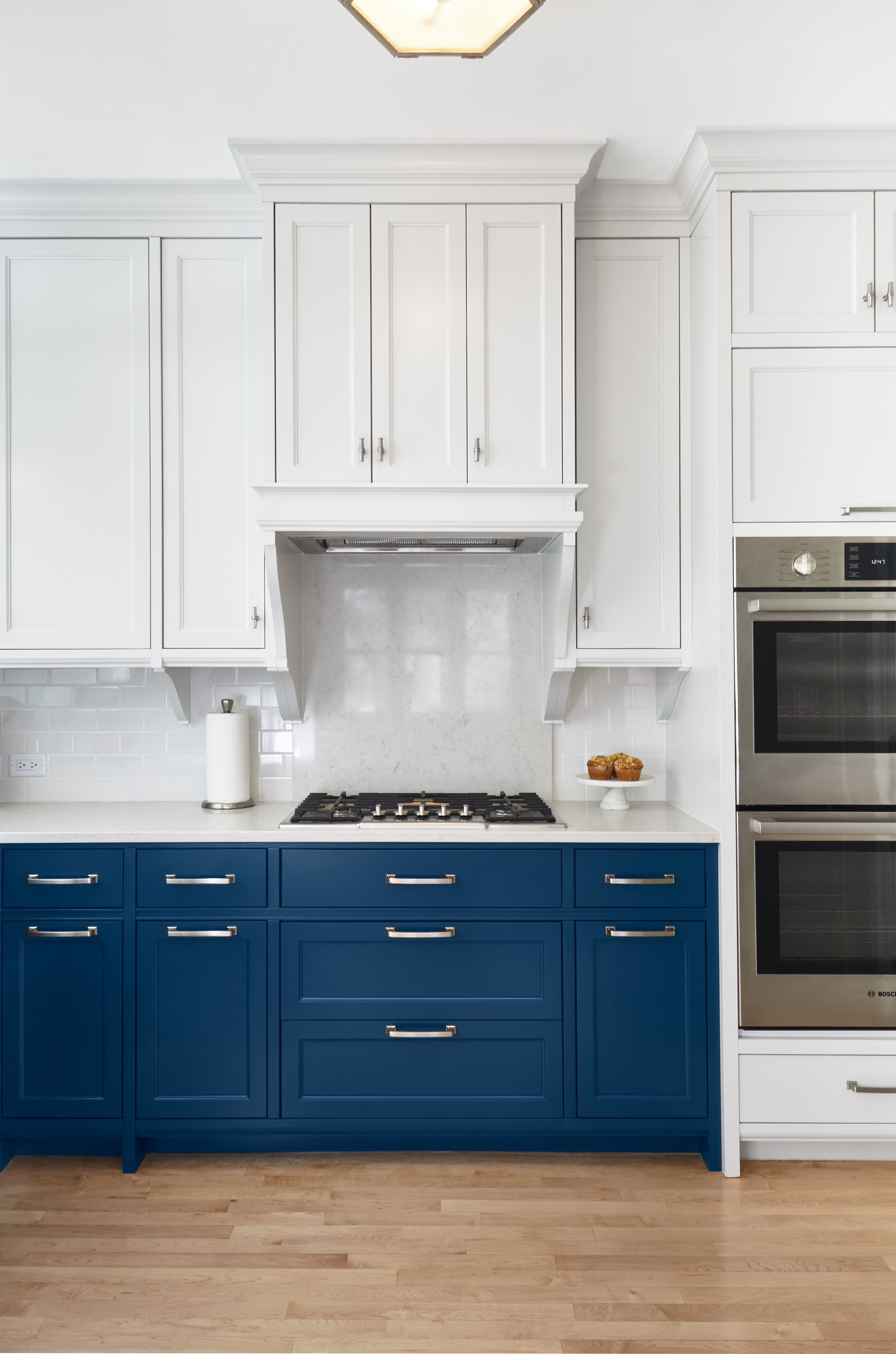 40 Blue Kitchen Ideas Lovely Ways To Use Blue Cabinets And Decor In Kitchen Design