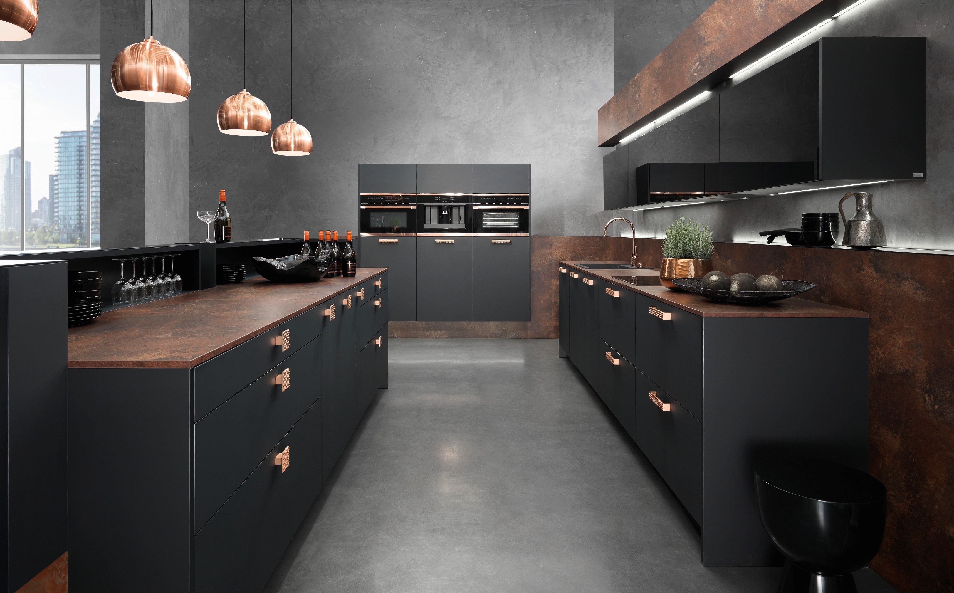 20 Dark Kitchen Ideas For Every Kitchen Size