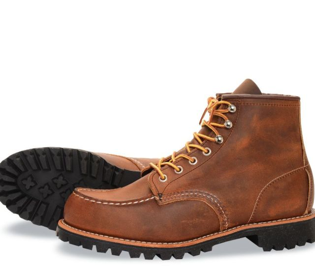 Red Wing Heritage Roughneck Image