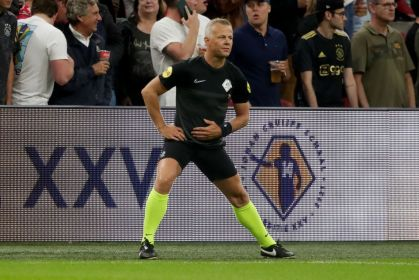 Björn Kuipers has been whistled; however the ex-ref is experiencing prime instances in enterprise