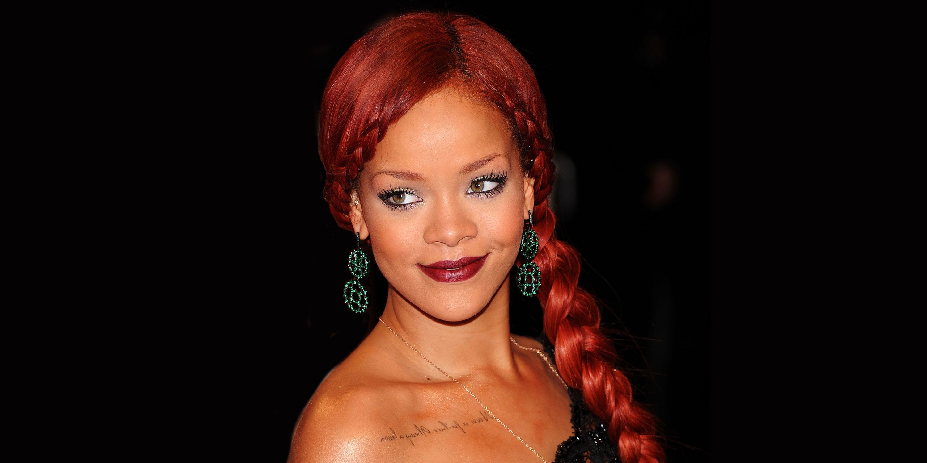 Most Gorgeous Red Hair Color Looks Of All Time Information Nigeria