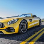 First Drive 2018 Mercedes Amg Gt C Roadster