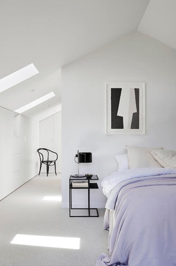 38 Minimalist Bedroom Ideas and Tips - Budget-Friendly ... on Bedroom Minimalist Ideas  id=11711