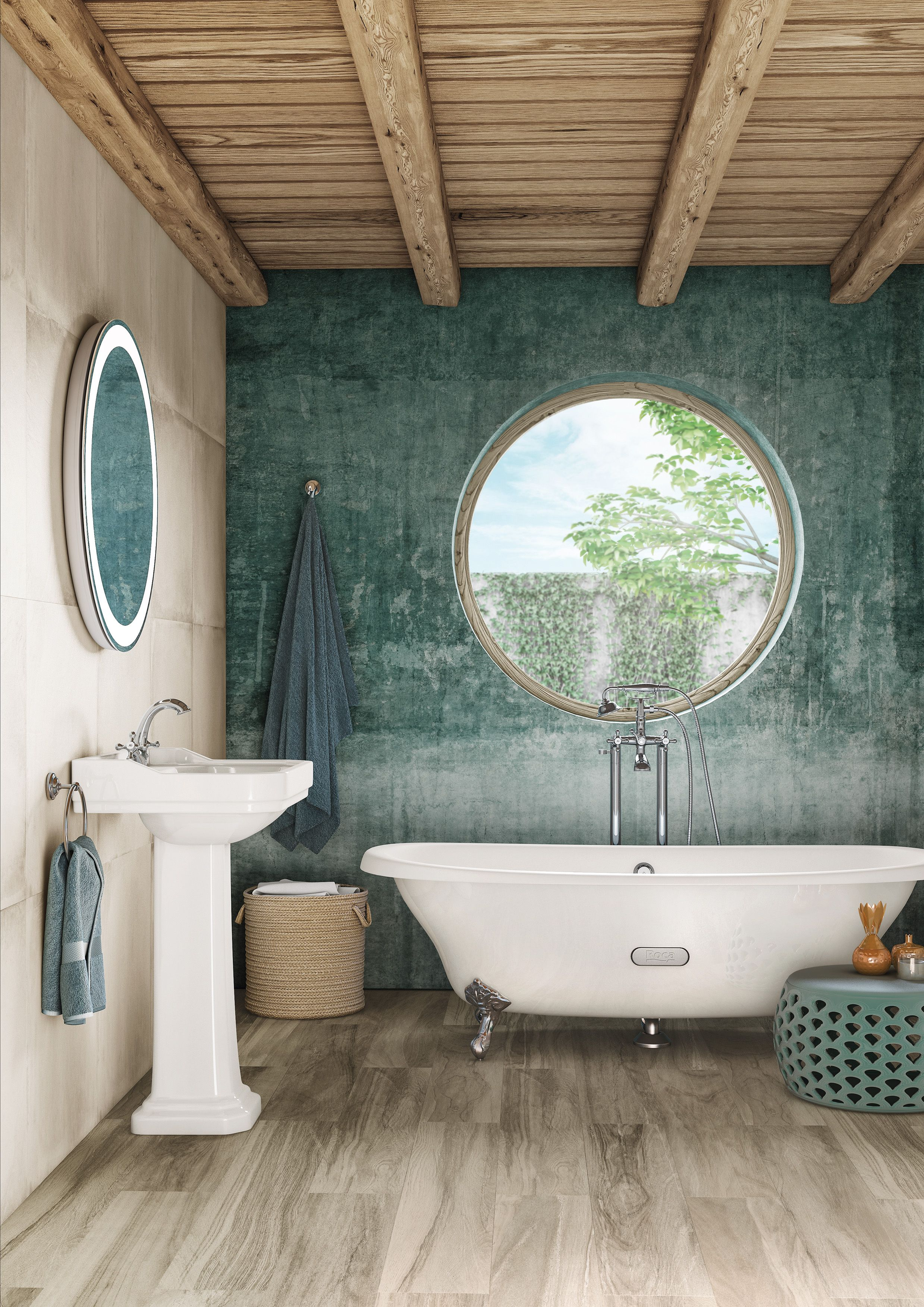 16 Country Bathroom Ideas To Inspire Your Decorating Choices on Rural Bathroom  id=16170