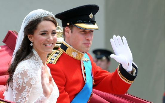 The Day Will and Kate got married on ITV shared royal fans