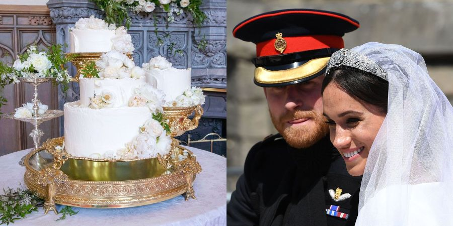 25 Amazing Celebrity Wedding Cakes   Royal Wedding Cakes  Celeb Cakes image