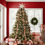 33 Rustic Christmas Trees Ideas For Country Decorations On Christmas Trees