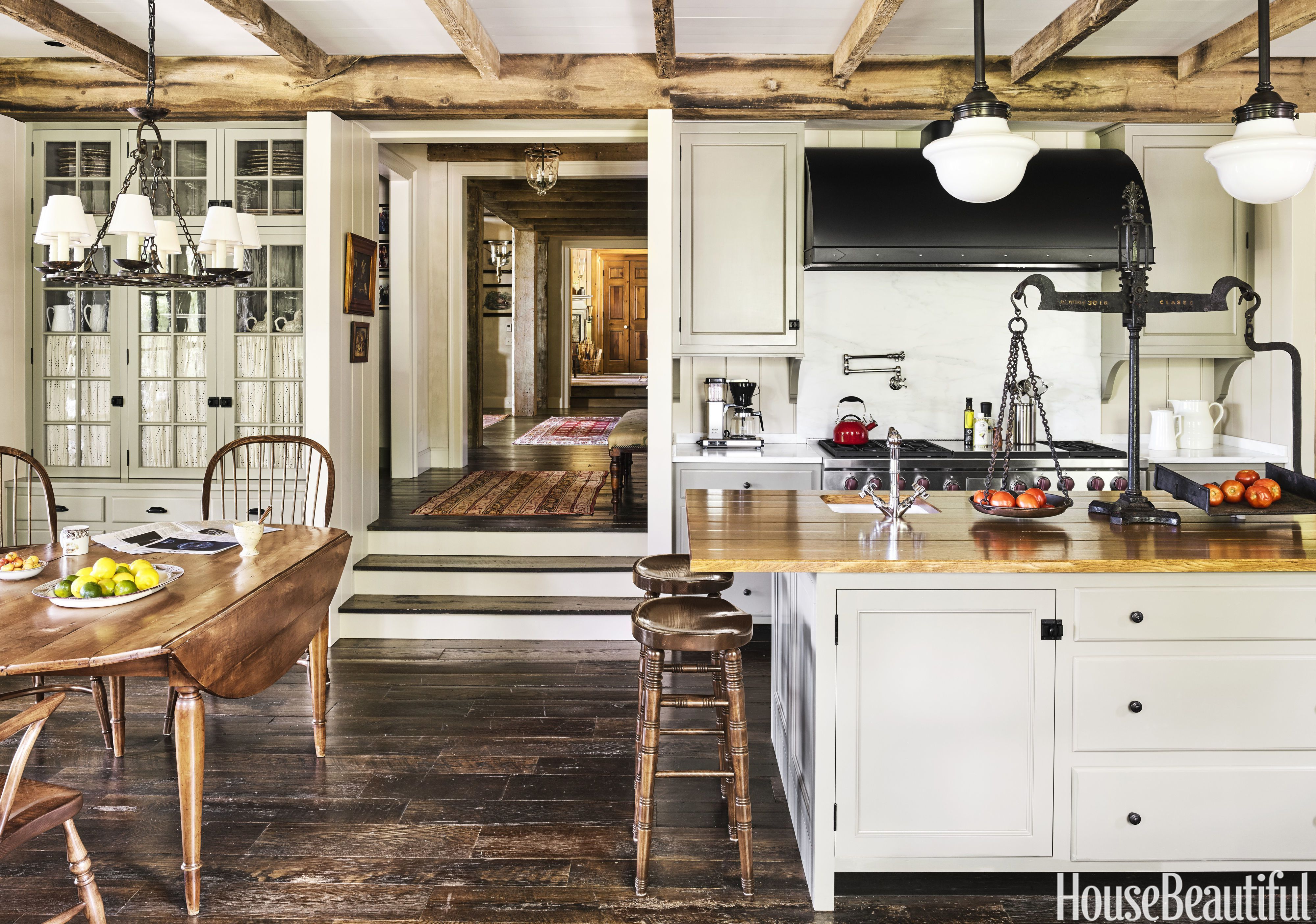 Modern Country Rustic Kitchen