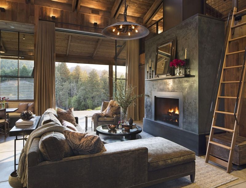 24 Best Rustic Living Room Ideas Rustic Decor For Living