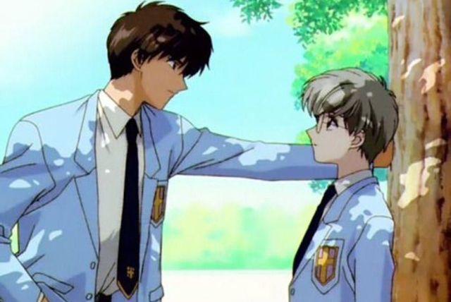 sakura anime españa homosexualidad