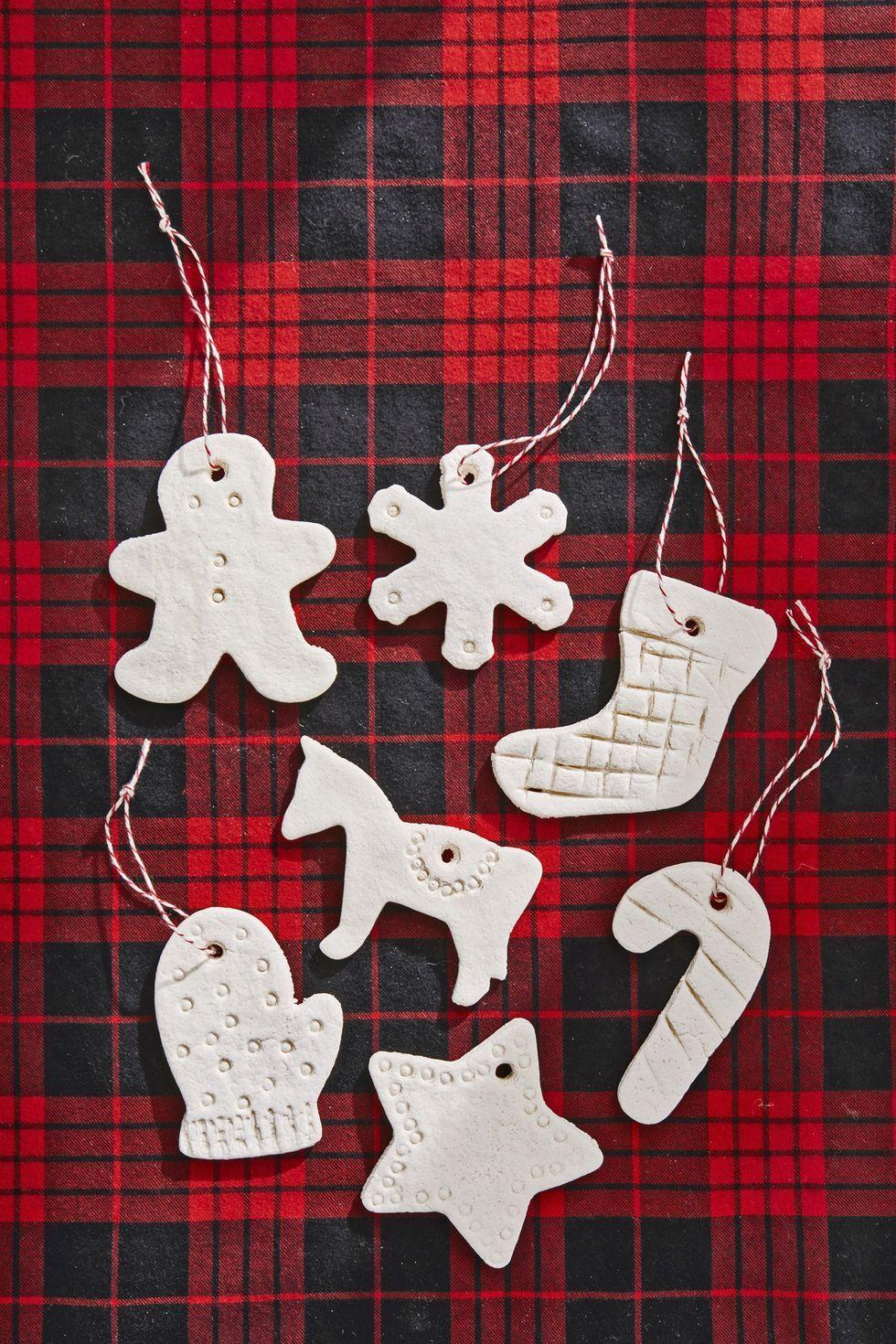 28 Diy Salt Dough Ornament Ideas How To Make Salt Dough Christmas Ornaments