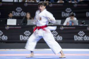 Sandra Sánchez en karate es la opción más segura del deporte español en Tokio 2020.