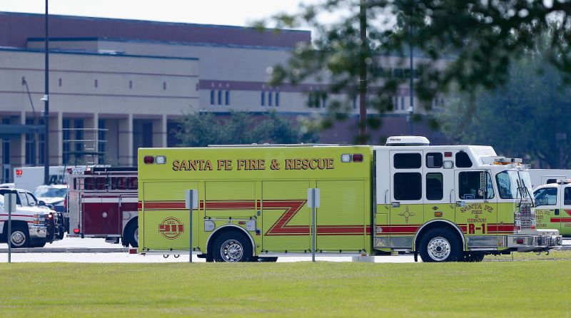 Santa Fe Texas Shooting