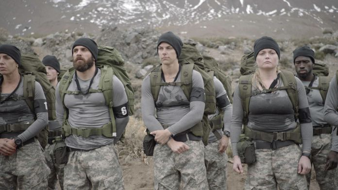 SAS: Who Dares Wins week 2 on Channel 4