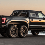 There S A Ford Raptor Based Hennessey Velociraptor 6x6 For Sale On Ebay
