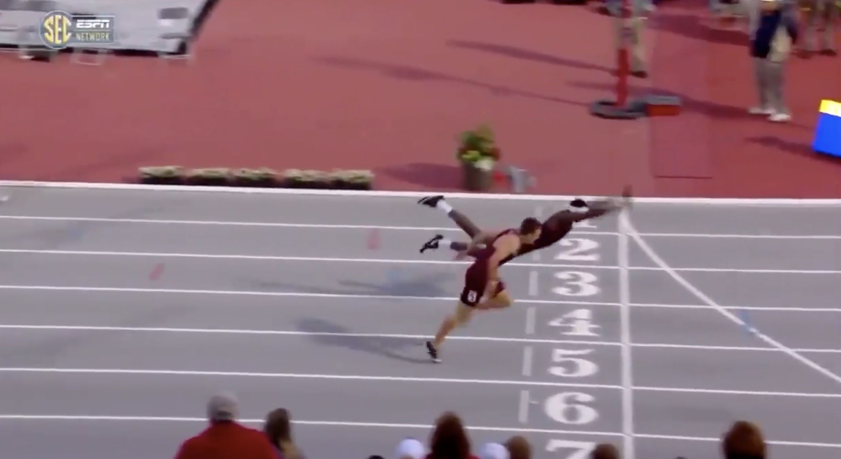 Why we're in awe of this guy's epic finish