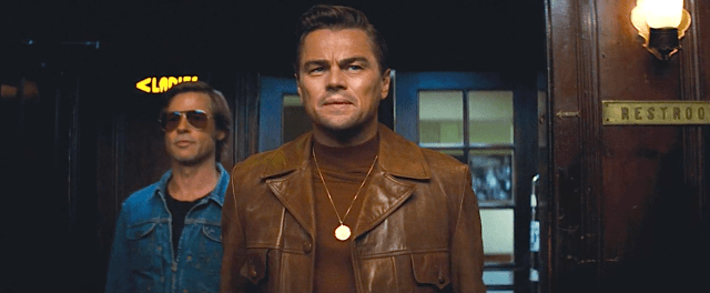 Risultati immagini per once upon a time in hollywood best shots